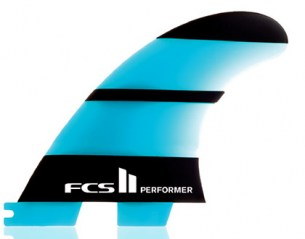FCS II Performer Neo Glass Tri Set